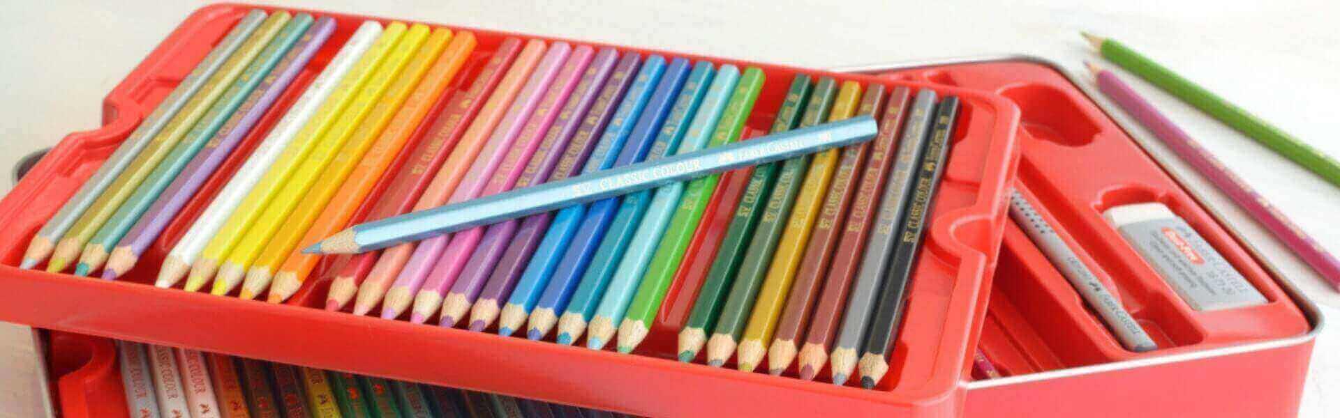 Карандаши цветные Faber-Castell CLASSIC