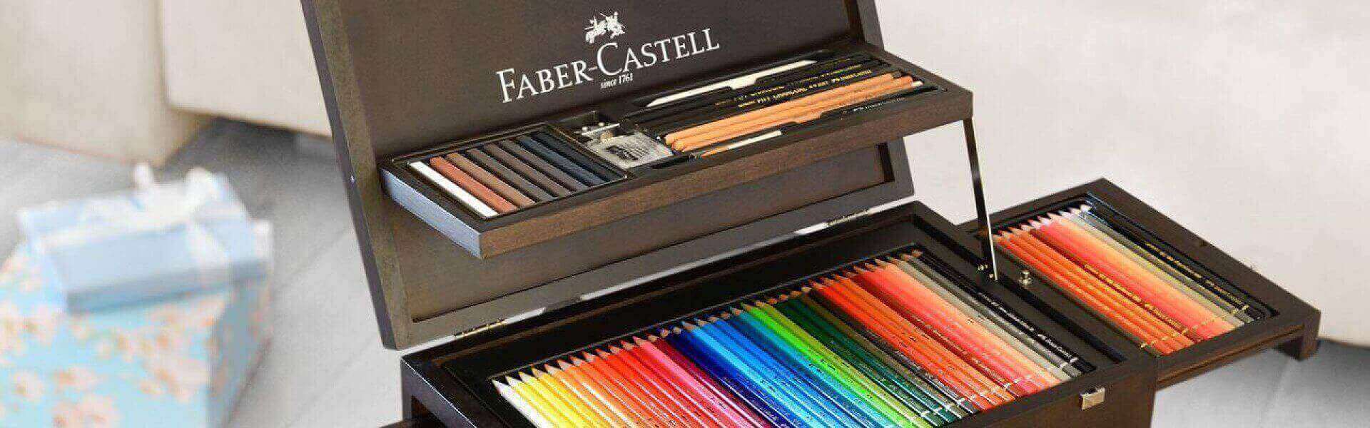 Набор карандашей Faber-Castell ART&GRAPHIC