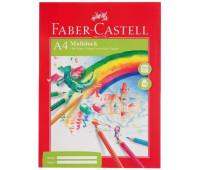 Альбом для рисунка Faber-Castell А4 100 листов 80/м2 212049