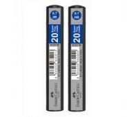 Грифель Grip Faber-Castell 0.7 мм 20 шт в пенале - HB