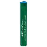 Грифель Faber-Castell 0.7 мм 12 шт в пенале - OF/9127 - 2B