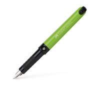 Ручка перьевая Faber-Castell Fresh светло-зеленая 149864