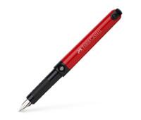 Ручка перьевая Faber-Castell Fresh красная 149877