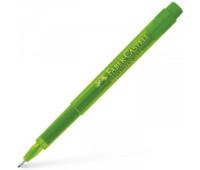 Линер Faber-Castell broadpen 0,8 мм травянисто-зеленый - 155466
