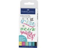 Набор Faber-Castell 267116 Lettering из 6 пастельных тонов