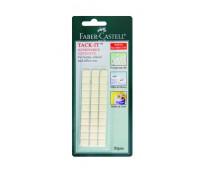 Клей Faber-Castell многоразовый tack it 50 г белый 187091