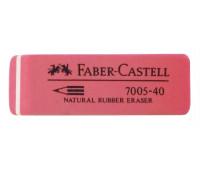 Ластик Faber-Castell 180540 7005-40 красный д/карандаша