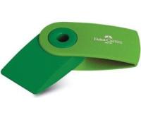 Ластик Faber-Castell 182448 sleeve mini виниловый в пластиковом чехле