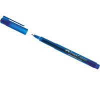 Линер Faber-Castell broadpen 0,8 мм синий - 155451