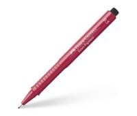 Линер Faber-Castell ecco pigment 0.5 мм красный - 166521