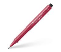 Линер Faber-Castell ecco pigment 0.7 мм красный 166721