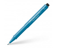 Линер Faber-Castell ecco pigment 0.7 мм синий - 166751