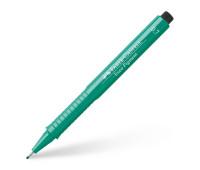 Линер Faber-Castell ecco pigment 0.7 мм зеленый 166763