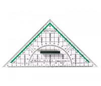 Линейка Faber-Castell 177090 КОМБИ 230х160 с ручкой