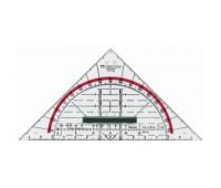 Линейка Faber-Castell 177199 КОМБИ 160х110 с ручкой