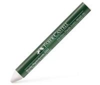 Маркер Faber-Castell 122201 мел-маркер восковой 2253 белый