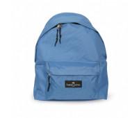 Рюкзак Faber-Castell college ткань голубой 425х335х65 мм 573251