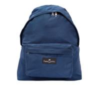 Рюкзак Faber-Castell college ткань темно-синий 425х335х65 мм - 573252