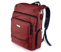 Рюкзак Faber-Castell Grip Executive красный - 573723 размер 47х29х13 см