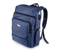 Рюкзак Faber-Castell Grip Executive синий - 573751 размер 47х29х13 см