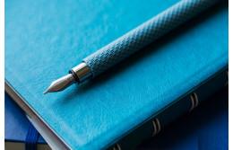 Бирюзовый эксклюзив от Faber Castell. Подарочные ручки Ambition Opаrt Aqua