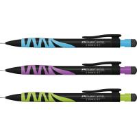 Механический карандаш Faber-Castell Z-PENCIL 0.7 мм цветной корп. пластик для письма - 133710