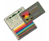 Карандаши цветные Faber-Castell Polychromos 12 цветов 211001