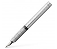 Ручка Faber-Castell 148501 BASIC ХРОМ FP
