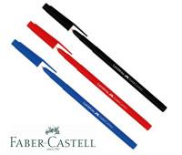 Faber-Castell шариковая ручка красная - 034-f