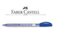 Ручка Faber-Castell шариковая синий 0,5 мм 142353/142351
