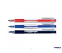 Ручка Faber-Castell шариковая Grip ball автомат красная 142421