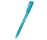 Ручка Faber-Castell шариковая сх colour 1,0 мм голубая 247053