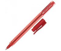 Faber-Castell шариковая ручка Grip 2020 красная трехгранная 544521