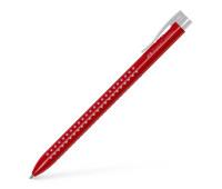 Ручка шариковая Faber-Castell Grip 2022 автомат.красная трехгранная 544621