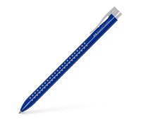 Faber-Castell шариковая ручка Grip 2022 автомат.синяя трехгранная 544651
