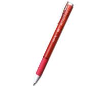 Ручка шариковая Faber-Castell Grip x автомат красная 0.5 мм 545021