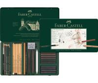 Набор Faber-Castell Pitt monochrome , 33 предмета - 112977