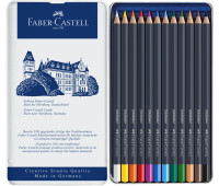 Карандаши цветные Faber-Castell Goldfaber 12 цветов 114712