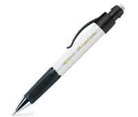 Карандаш механический Faber-Castell Grip Plus белый корпус (0,7 мм), 130701