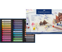 Пастель Faber-Castell 36 цв мягкая пастель 70 мм Goldfaber 128336