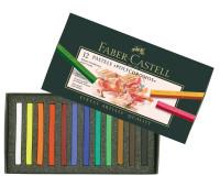 Пастель Polychromos 12 цв картонная коробка - 128512