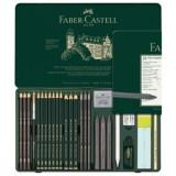 Наборы угольные Faber-Castell