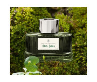 Чернила Graf von Faber-Castell Moss Green в стеклянной баночке 75 мл, цвет зеленый мох, 141004