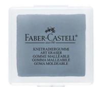 Ластик - клячка Faber -Castell, цвет серый, 127220