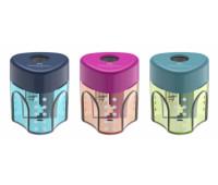 Точилка Faber-Castell 183405 grip mini trend одинарная