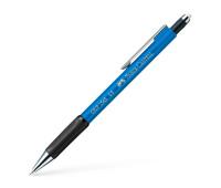 Карандаш механический Faber-Castell GRIP 1345 корпус светло-голубой  (0,5 мм), 134553