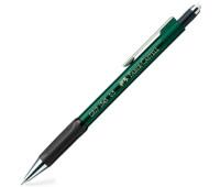 Карандаш механический Faber-Castell GRIP 1345 корпус зеленый металлик (0,5 мм), 134563
