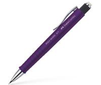 Карандаш механический Faber-Castell POLY MATIC 0,7 мм корпус фиолетовый, 133337