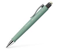 Карандаш механический Faber-Castell POLY MATIC 0,7 мм корпус мятный зеленый, 133365