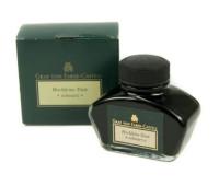 Чернила для перьевых ручек Graf von Faber-Castell High Quality Ink Black, 62,5 мл, цвет черный, 148700